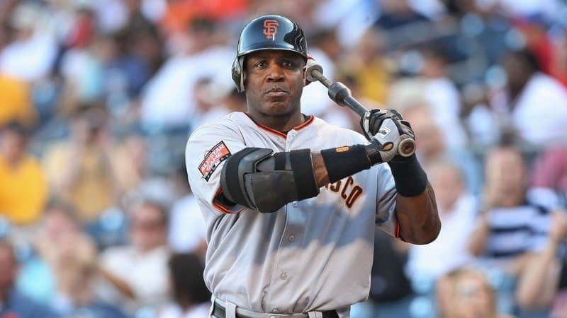 Richest Baseball Players - Barry Bonds