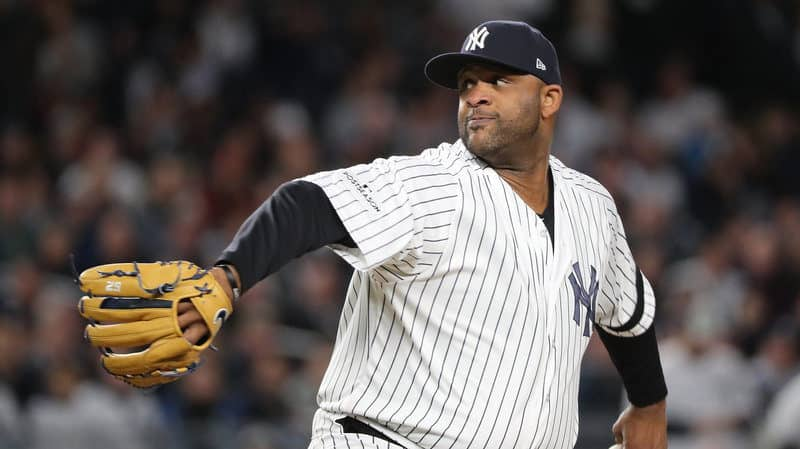 Richest Baseball Players - CC Sabathia