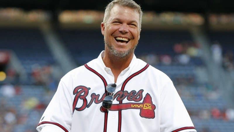 Richest Baseball Players - Chipper Jones