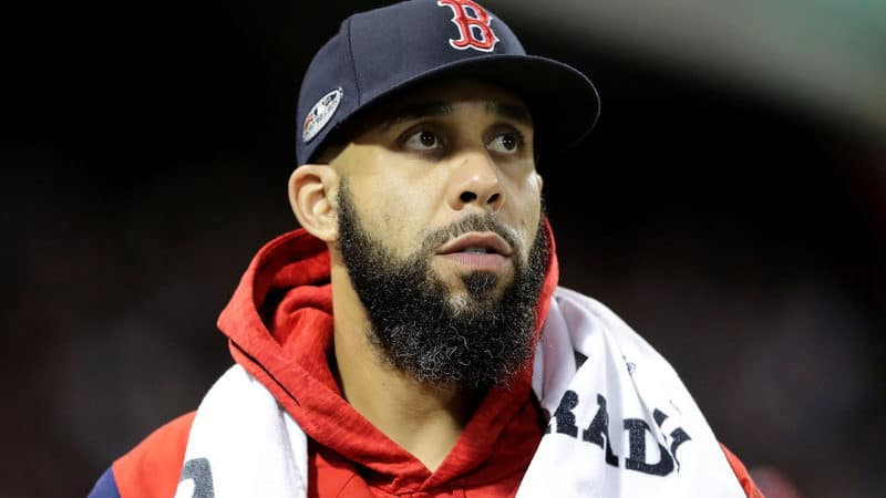 Richest Baseball Players - David Price