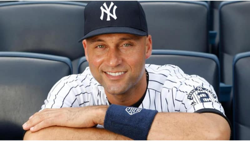 Richest Baseball Players - Derek Jeter