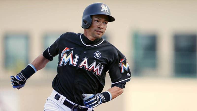 Richest Baseball Players - Ichiro Suzuki