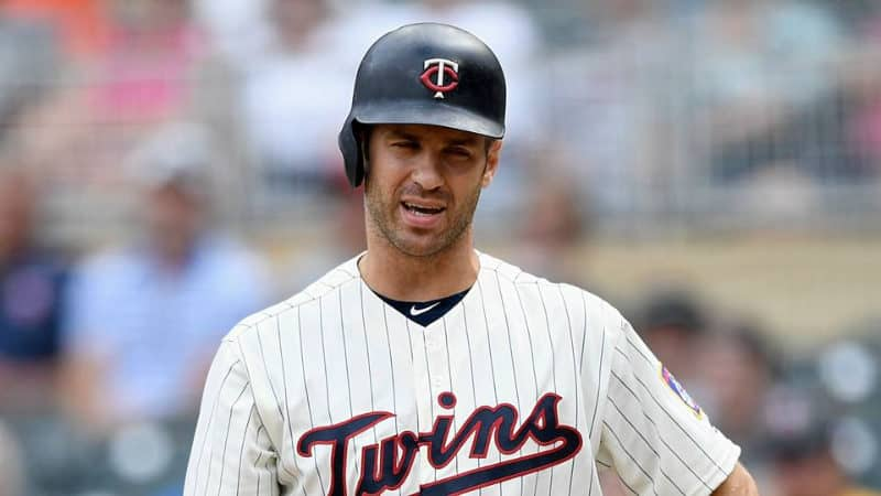 Richest Baseball Players - Joe Mauer