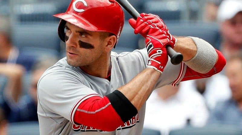 Richest Baseball Players - Joey Votto
