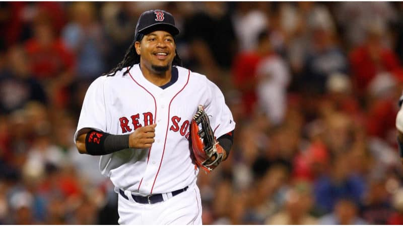 Richest Baseball Players - Manny Ramirez