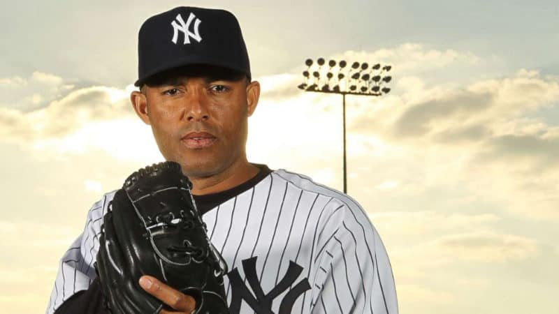 Richest Baseball Players - Mariano Rivera