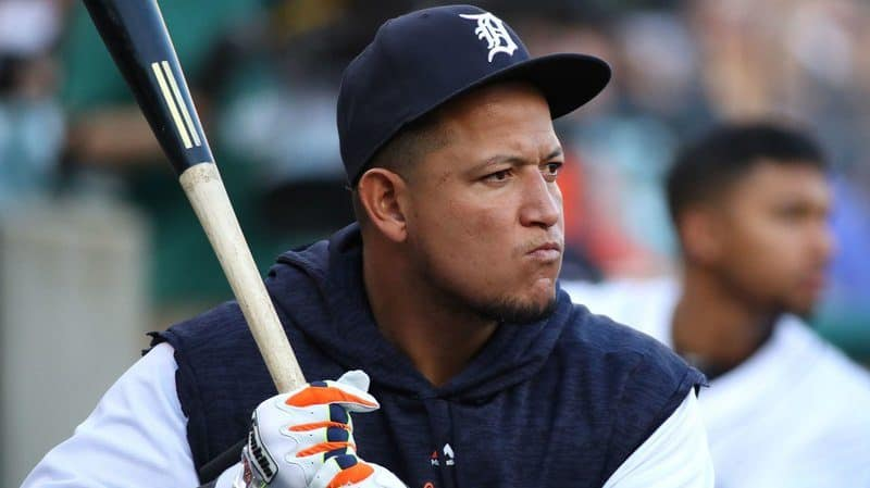 Richest Baseball Players - Miguel Cabrera