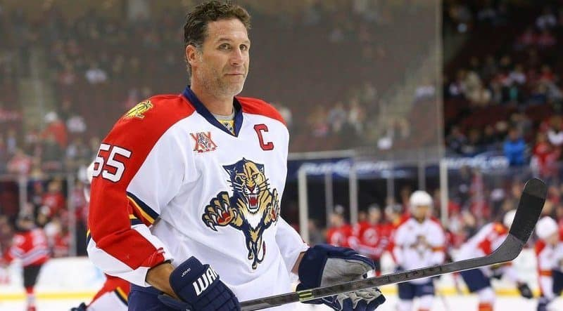 Richest Hockey Players - Ed Jovanovski