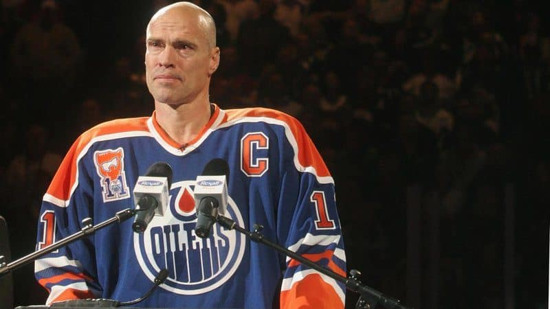 Richest Hockey Players - Mark Messier