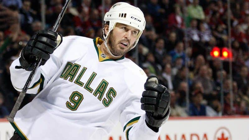 Richest Hockey Players - Mike Modano