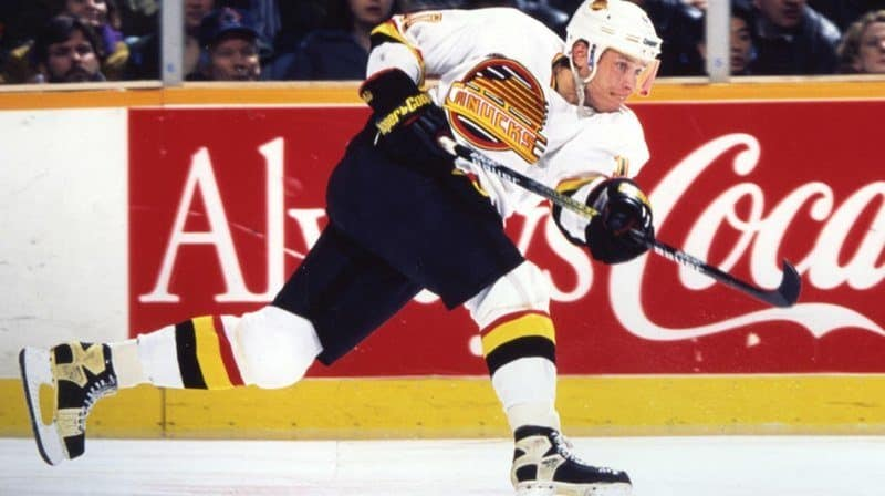 Richest Hockey Players - Pavel Bure