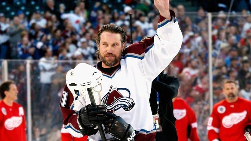 Richest Hockey Players - Pete Forsberg