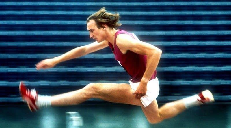 Richest Olympians - Alan Pascoe