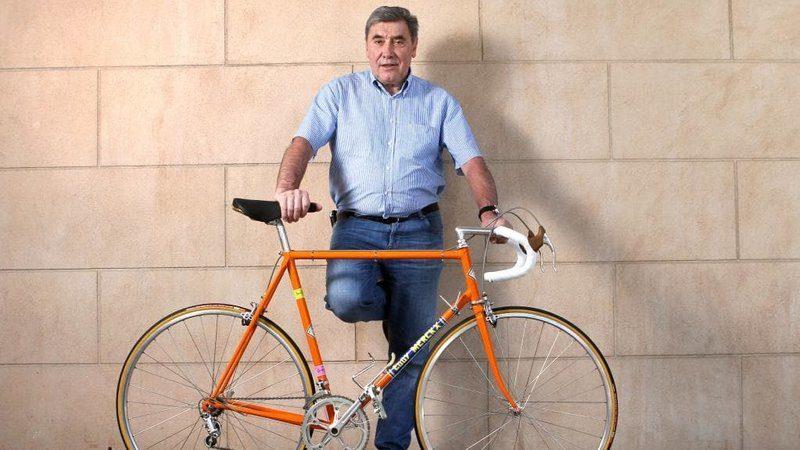 Richest Olympians - Eddy Merckx