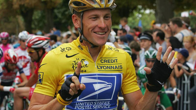 Richest Olympians - Lance Armstrong