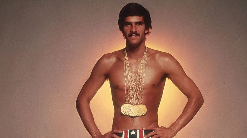 Richest Olympians - Mark Spitz