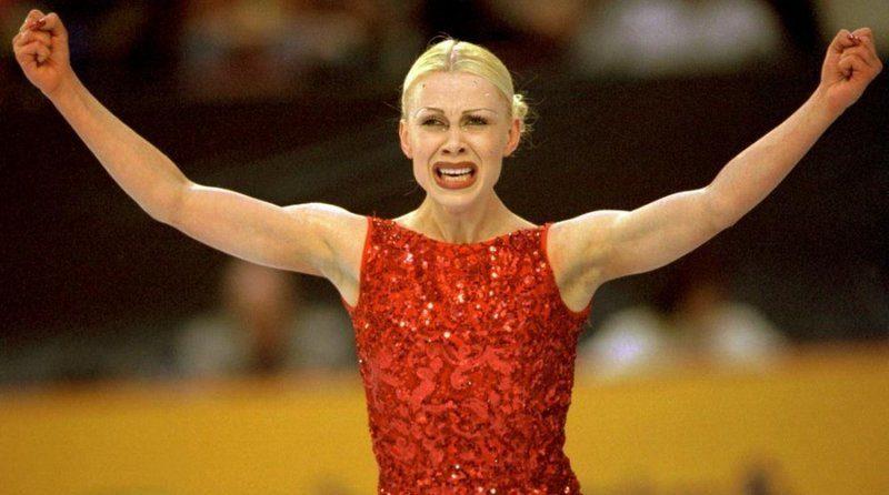 Richest Olympians - Oksana Baiul