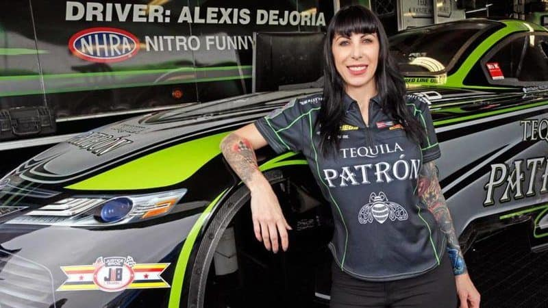 Richest Racing Drivers - Alexis Dejoria