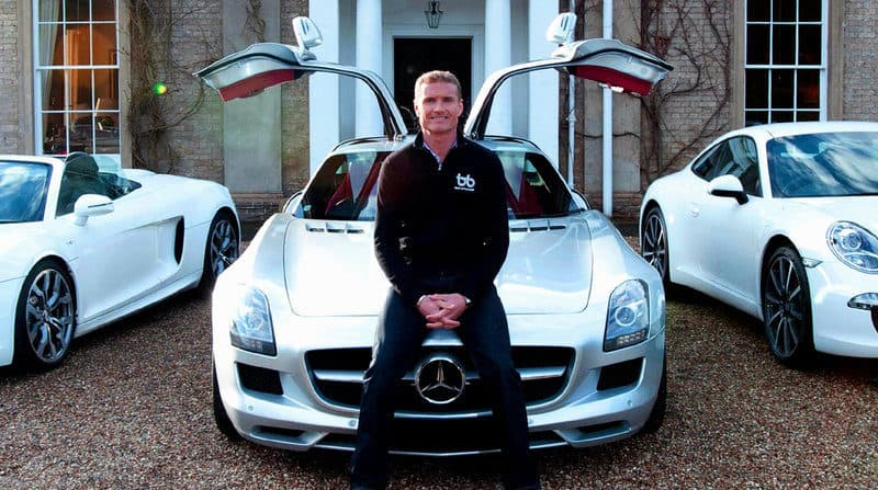 Richest Racing Drivers - David Coulthard