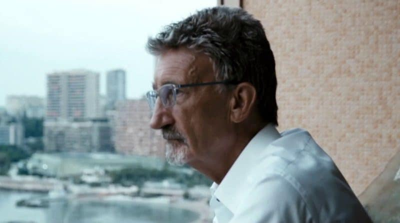 Richest Racing Drivers - Eddie Jordan