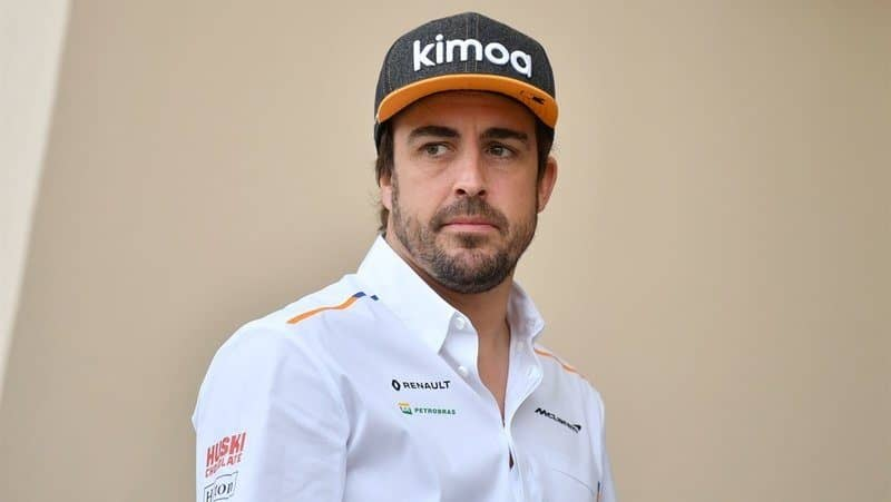 Richest Racing Drivers - Fernando Alonso