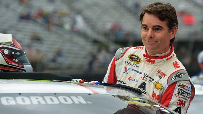 Richest Racing Drivers - Jeff Gordon