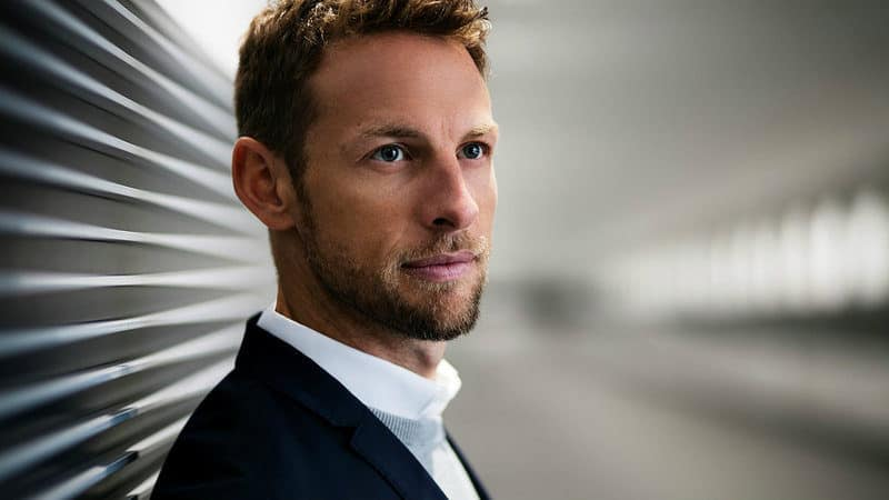 Richest Racing Drivers - Jenson Button