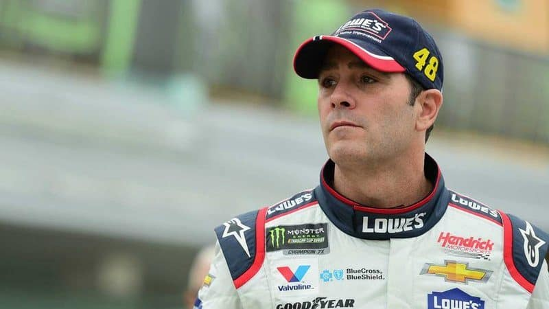 Richest Racing Drivers - Jimmie Johnson