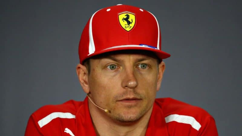 Richest Racing Drivers - Kimi Raikkonen