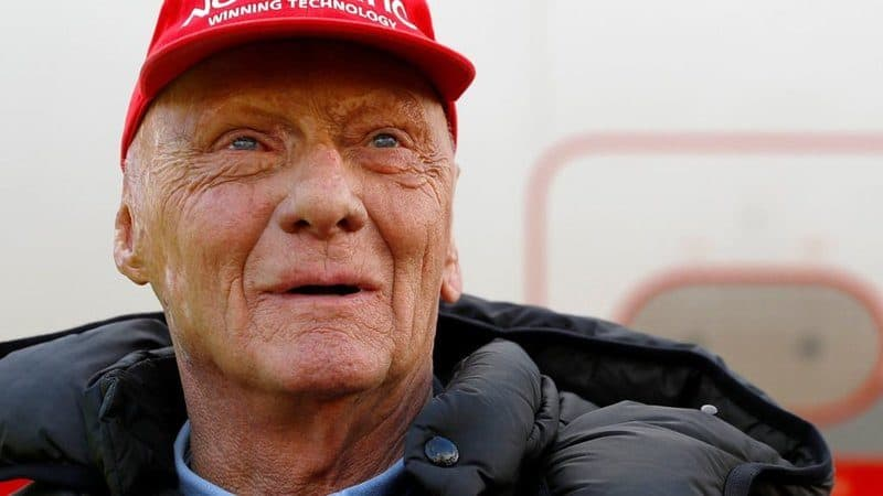 Richest Racing Drivers - Niki Lauda