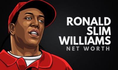 Ronald Slim Williams' Net Worth