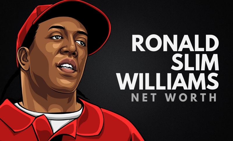 Ronald Slim Williams' Net Worth