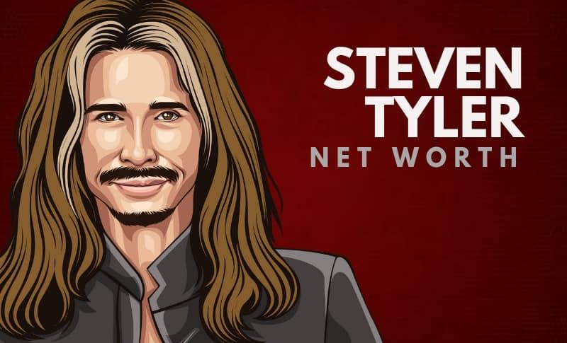 Steven Tyler's Net Worth