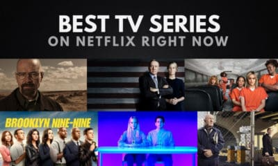 The 25 Best TV Series on Netflix to Watch Now