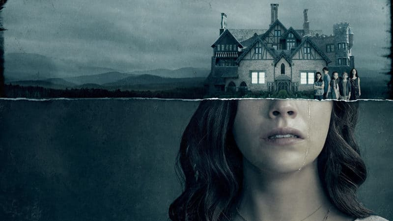 Best Netflix TV Series - The Haunting of Hill House