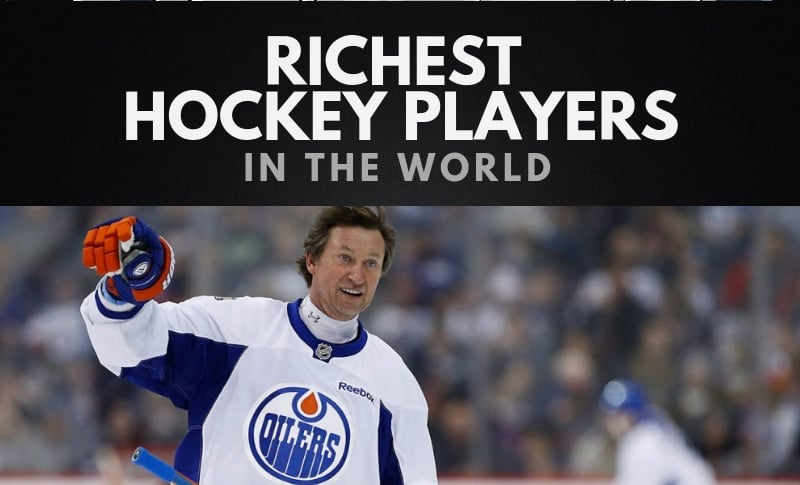 The Richest Hockey Players in the World