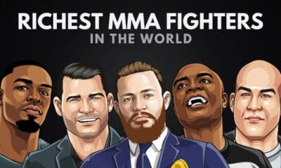 The Richest MMM Fighters in the World