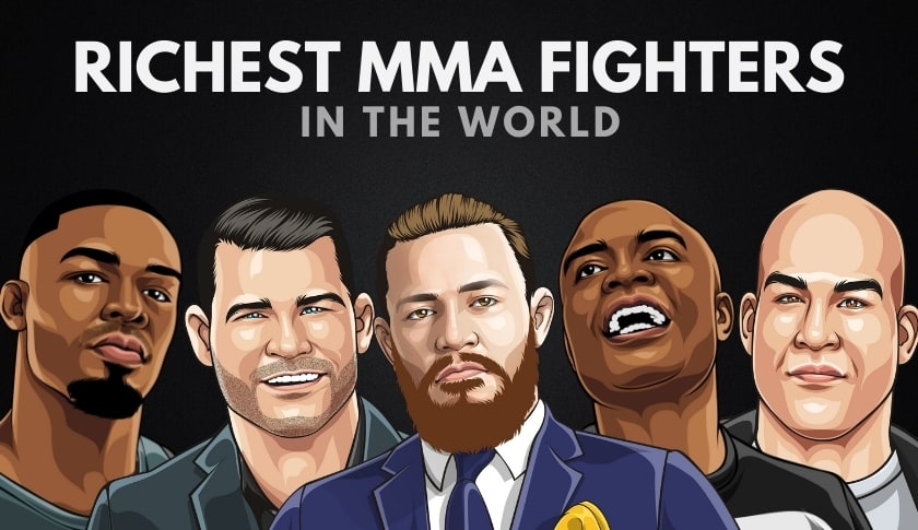 The Top 20 Richest MMA Fighters in the World