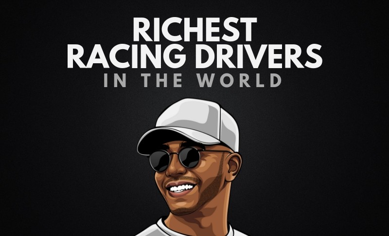 The Richest Racing Drivers in the Wordl