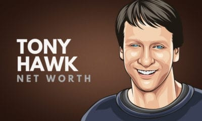 Tony Hawk's Net Worth