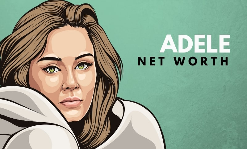 Adele's Net Worth