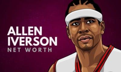 Allen Iverson's Net Worth