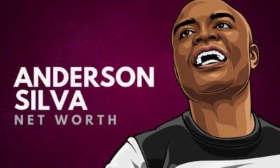 Anderson Silva's Net Worth