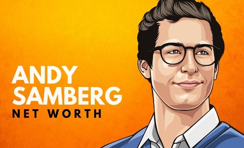 Andy Samberg's Net Worth