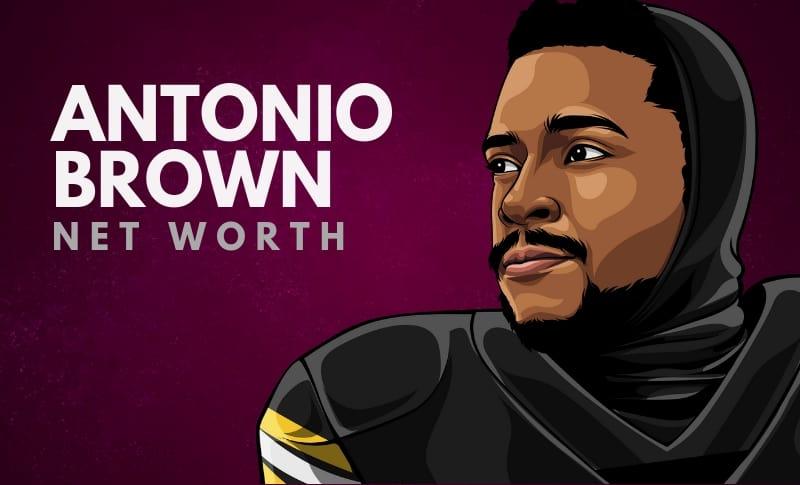 Antonio Brown's Net Worth