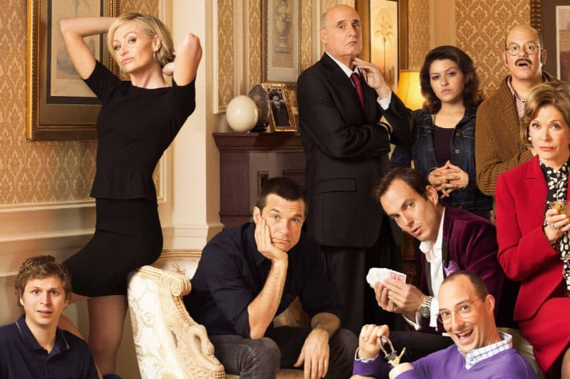 Best Netflix Comedy Shows - Arrested Development