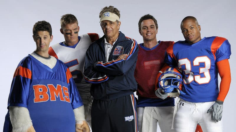 Best Netflix Comedy Shows - Blue Mountain State