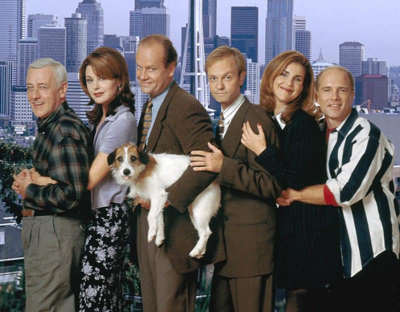 Best Netflix Comedy Shows - Frasier