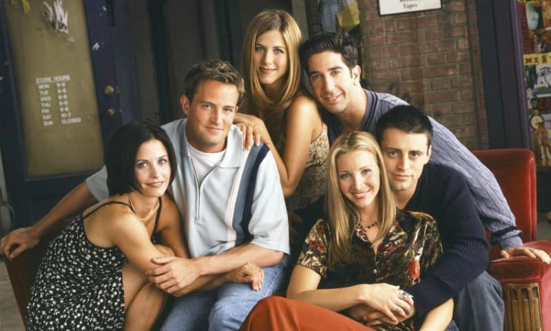 Best Netflix Comedy Shows - Friends