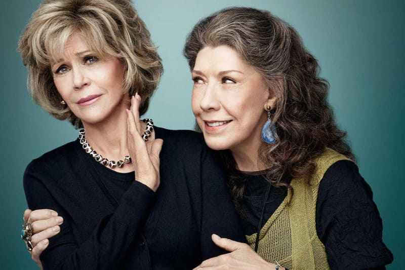 Best Netflix Comedy Shows - Grace & Frankie